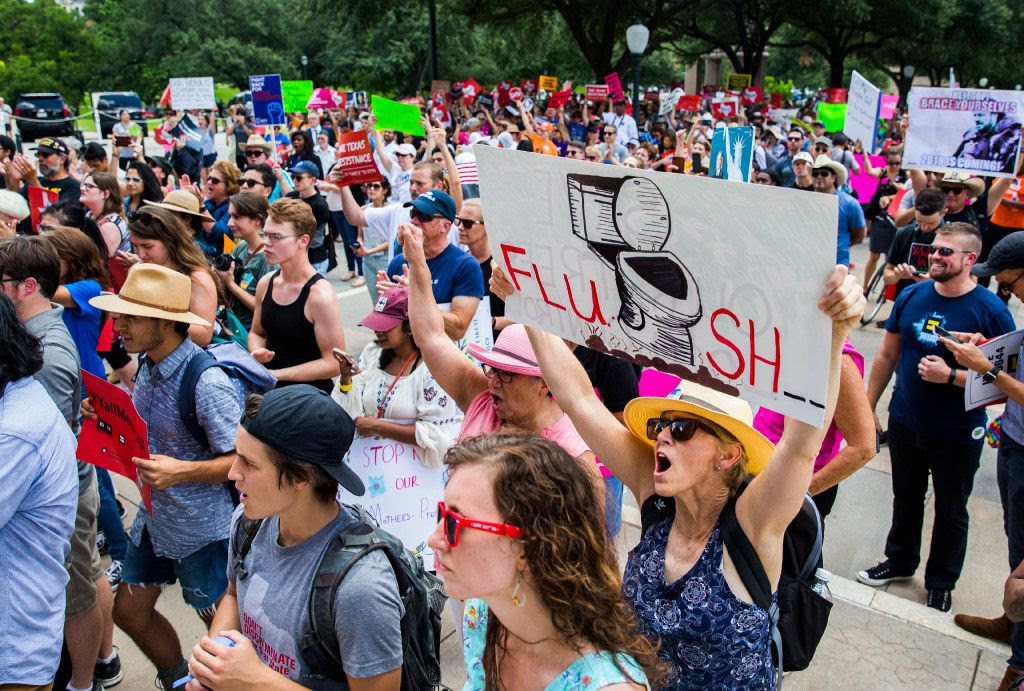 Will The Bathroom Bill Return Next Year Lgbtq Texans May Fight For More Than Just Restroom Rights