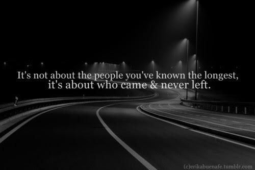 Yang Datang dan Tidak Pernah Pergi...