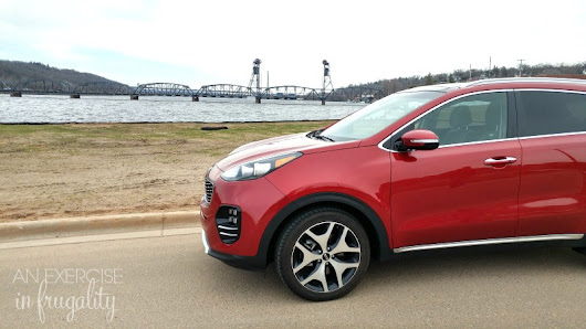 2017 Kia Sportage-The Power To Surprise | An Exercise in Frugality