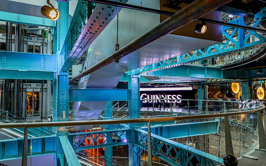 Club Outing – Guinness Storehouse | OffShoot Photography Society