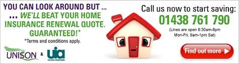 UIA home insurance