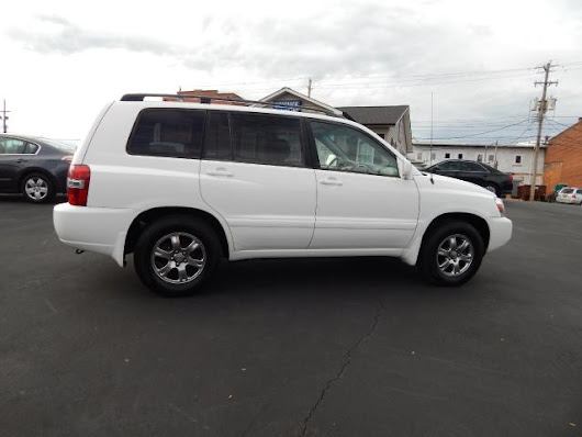 Used 2005 Toyota Highlander for Sale in Laurens SC 29360 Dominick Motors, Inc.