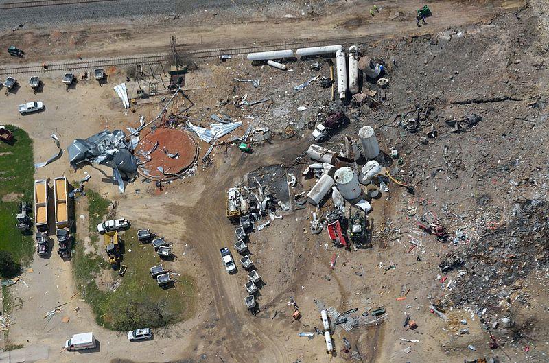 File:West Explosion Aerial.jpg