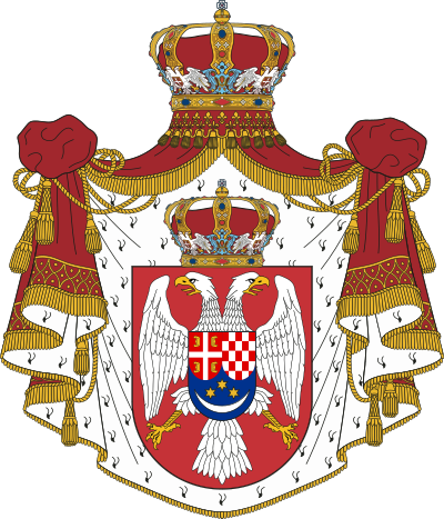 File:Coat of arms of the Kingdom of Yugoslavia.svg