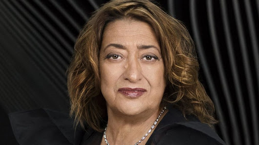 Architect Dame Zaha Hadid dies after heart attack - BBC News