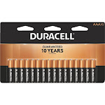 Duracell Coppertop AAA Alkaline Batteries - 16 pack