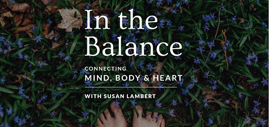 """Run the river toward something"": Scott Edward Anderson on Our True Connection with Nature — ""In the Balance"" Podcast"