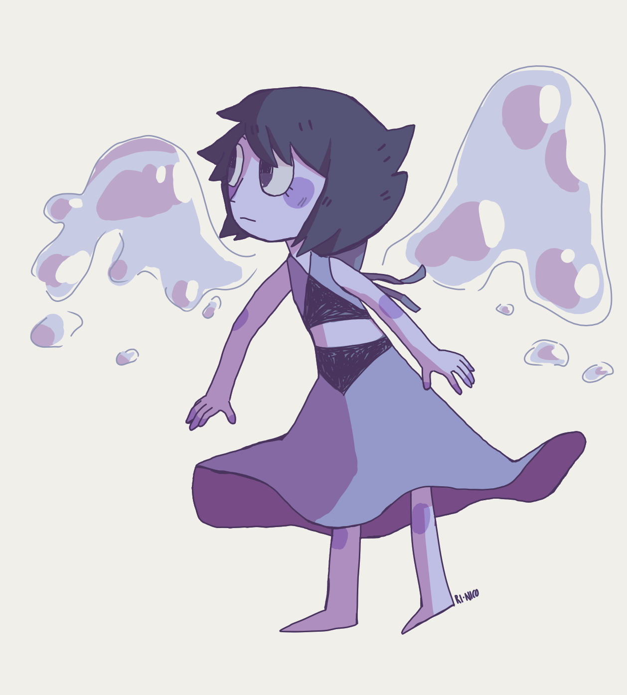 Lazuli *Speedpaint !*