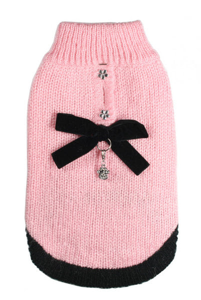 Classic CoCo Mohair Sweater - Pink