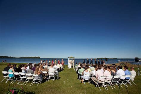 Minnesota Wedding Ceremony Locations   Breezy Point Resort