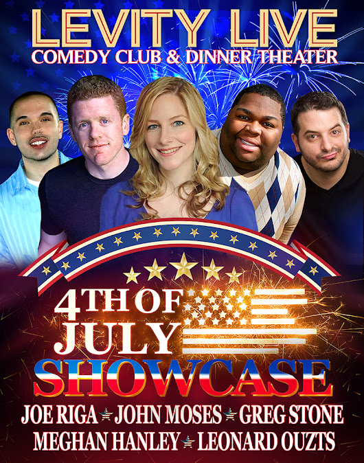 4TH of JULY SHOWCASE