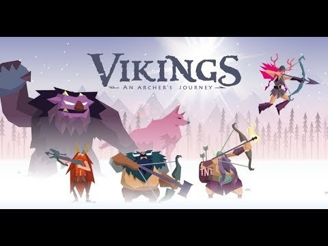 Vikings An Archer's Journey - Mobil Oyun