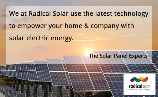 Radical Solar - Your partner in solar manufacturing | India