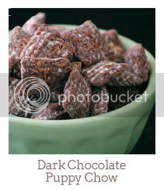 """""""Dark Chocolate Puppy Chow"""""""