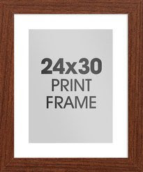 All 24 X 30 Frames