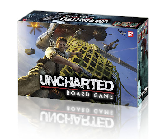 "Budget Bucket – ""Uncharted: Board Game"" 