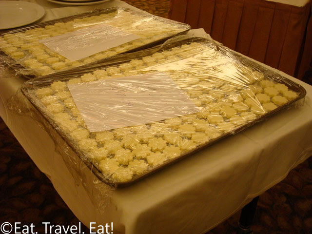 Trays of Butter