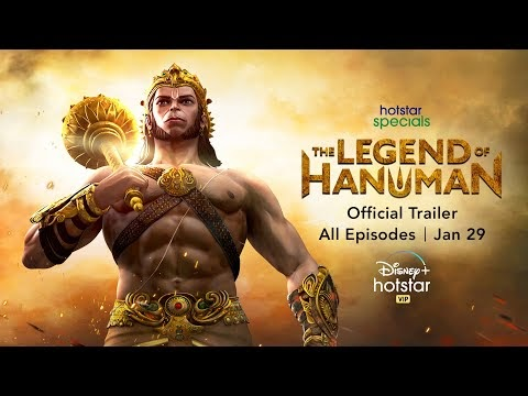 The Legend of Hanuman Hindi Movie Trailer