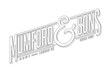 MUMFORD & SONS T SHIRT on Behance