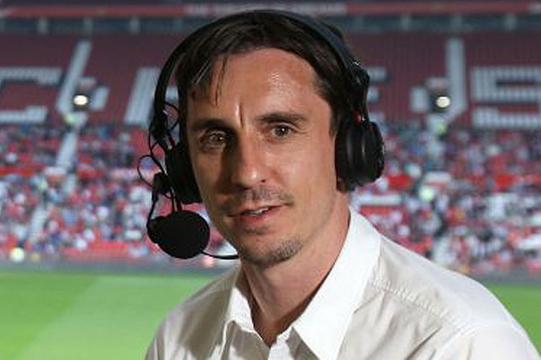 Gary Neville job after retired as Manchester United Player