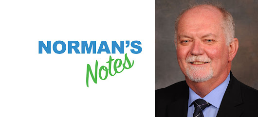 20 Feb Norman's Notes – February 2017