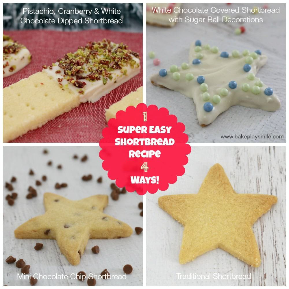 shortbread collage