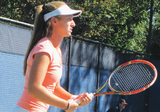Spotlight: Israeli teen Krolitzky into tennis main draw