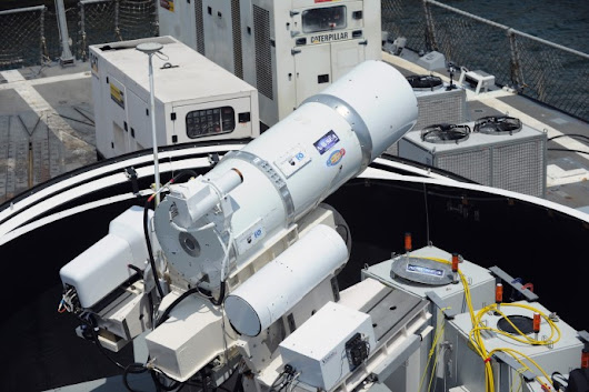 UK military to begin work on high-energy laser weapons for British armed forces