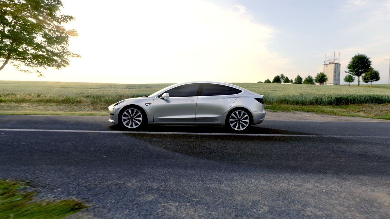 Revealed: Tesla Model 3  Specs, Price and Pics