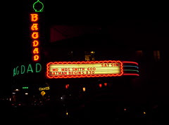 Baghdad Theater, SE Hawthorne Ave., Portland, Oregon