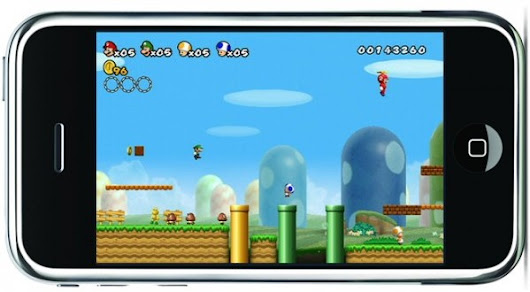 "Nintendo has ""no plans"" to build mini-games for Android and iOS"