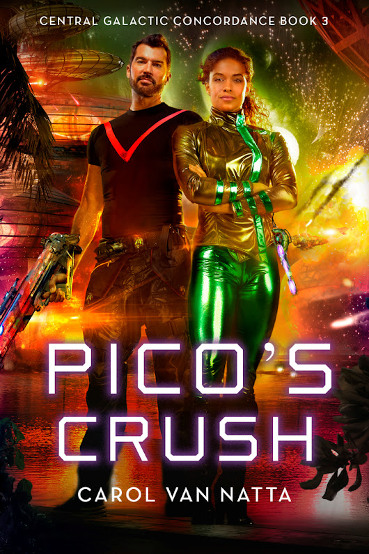 Pico's Crush by Carol Van Natta | bookshelfreviews