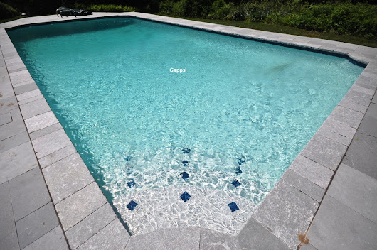 This gunite pool has been completed by Gappsi in Nissequogue, Saint James NY 11780