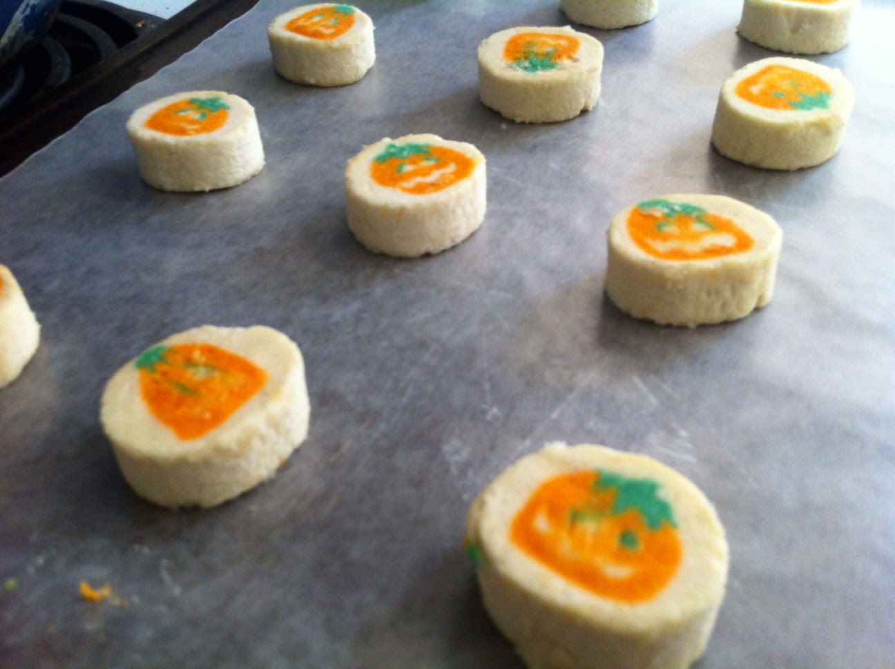Pillsbury's Pumpkin-Faced Sugar Cookies — Bridey O'Leary