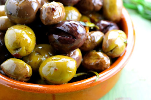 Roasted Olives Recipe - Food.com