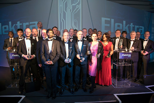 Picture Gallery: Elektra Awards 2015 - The Winners | Electronics Weekly