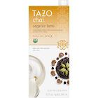 Tazo Organic Chai Latte Black Tea Concentrate - 32 fl oz carton