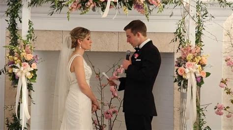 Best Wedding Vows EVER   These will make you CRY!   YouTube
