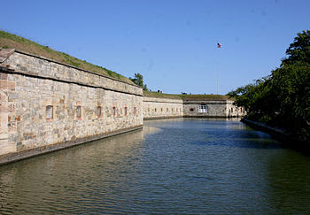 Fort Monroe, Virginia (also known as Fortress ...