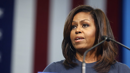 TRANSCRIPT: Michelle Obama's Speech On Donald Trump's Alleged Treatment Of Women