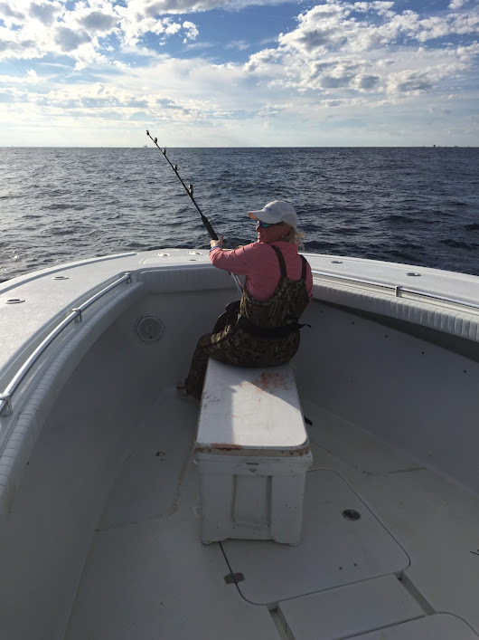 How To Prevent Motion Sickness | Venice, LA Fishing Charters