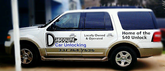 Chamber Of Commerce, Discount Car Unlocking