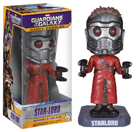 Funko Wacky Wobbler: Marvel - Guardians of the Galaxy - Star Lord
