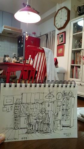 父の一人住まい 1 by Natsumi Tsuchida