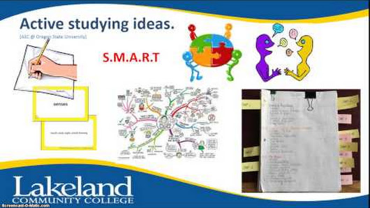 How to increase your effectiveness when you study.