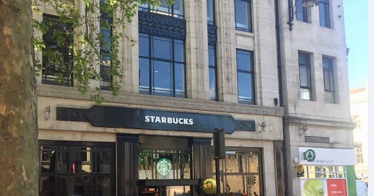 A Starbucks building in the centre of Cardiff has been sold for £1.7m