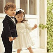 Kids Formal Outfits for Baptism, Flower Girl Dresses, Boys Suits