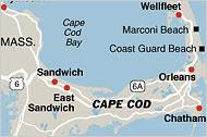 Cape Cod, Mass.