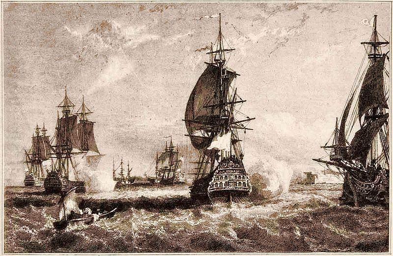File:Duguay-Trouin Rio de Janeiro Navy Battle 1711.jpg