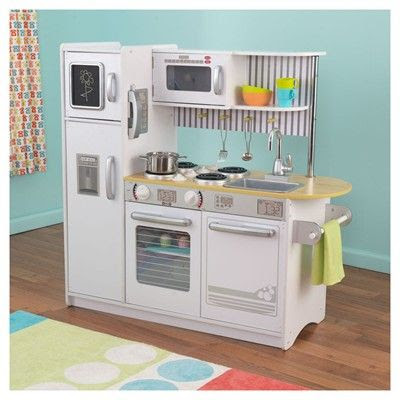 Big W Kidkraft Petal Kitchen White Day Care Play
